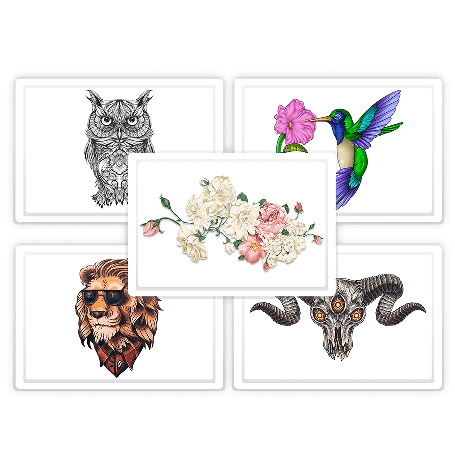 tattoo flash designs